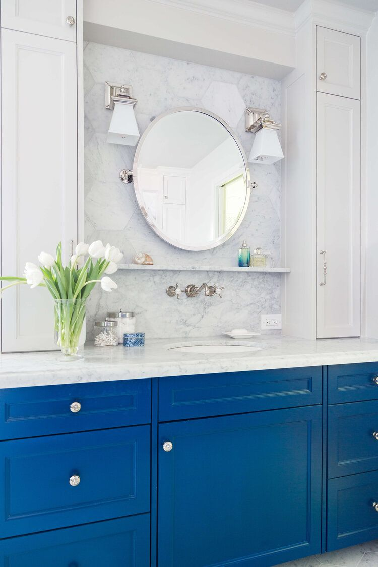 Color Trend 2020 Pantone S Color Of The Year Classic Blue Designed In 2020 Bathroom Design Guide Diy Bathroom Remodel Bathrooms Remodel