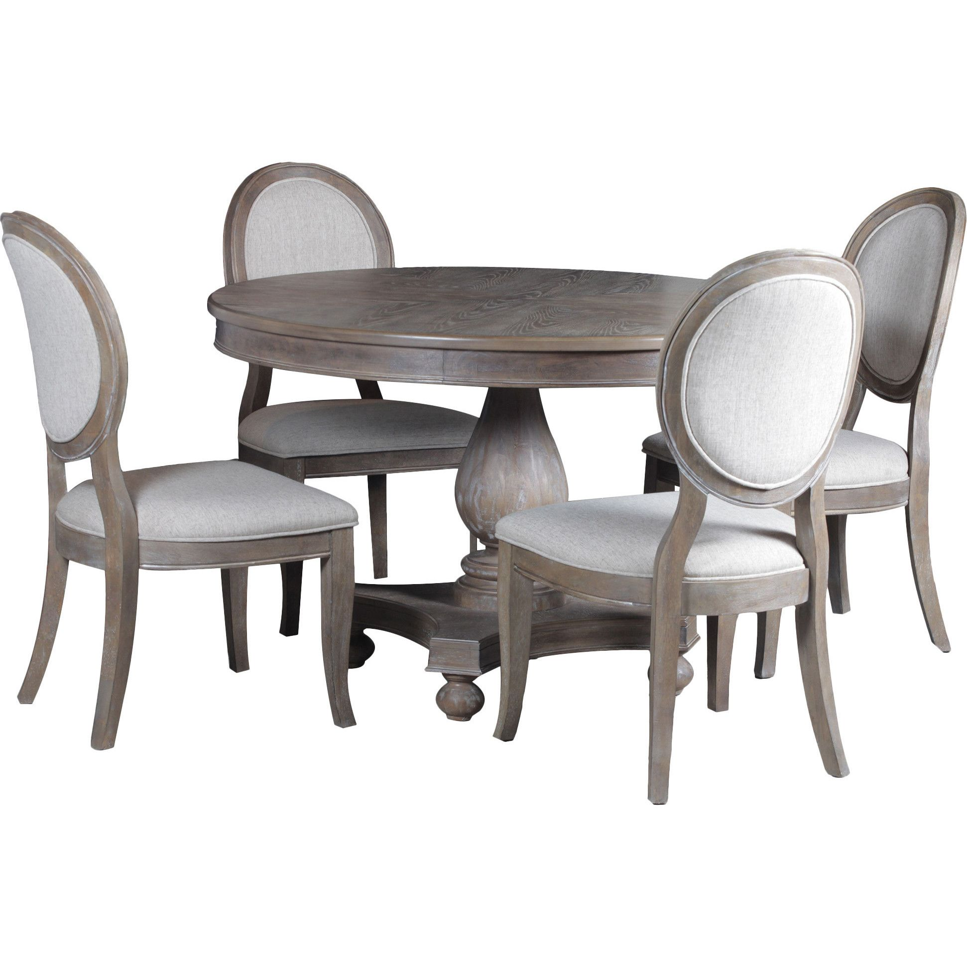 Hallows Creek 5 Piece Dining Set Round Dining Set Dining
