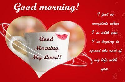 Good morning image my love in hindi