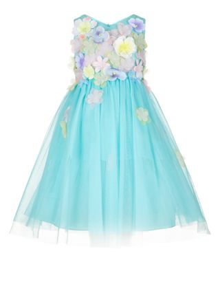 Nancy Dress   Blue   Monsoon   девочкам одежда   Pinterest   Monsoon ...
