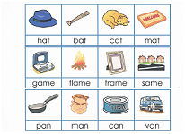 photograph about Rhyming Flash Cards Printable identified as Cost-free printable rhyming flashcards. Plenty of tactics toward employ the