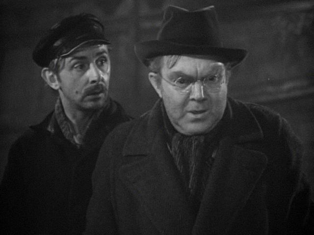 Out of the Fog (1941)  John Qualen, Film Noir, Anatole Litvak, Thomas Mitchell