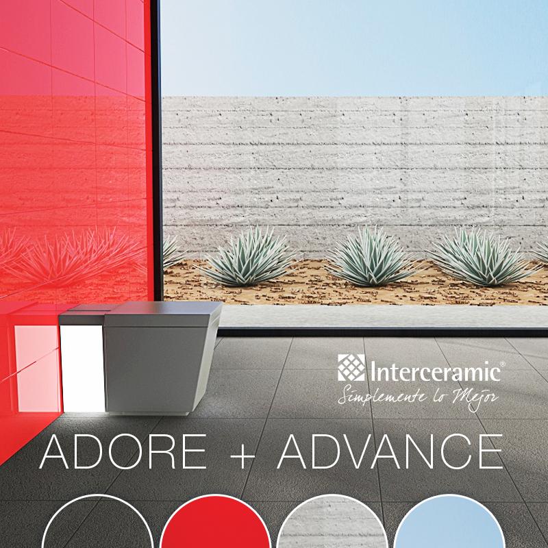 El rojo y el gris tienen la particularidad de combinar perfectamente