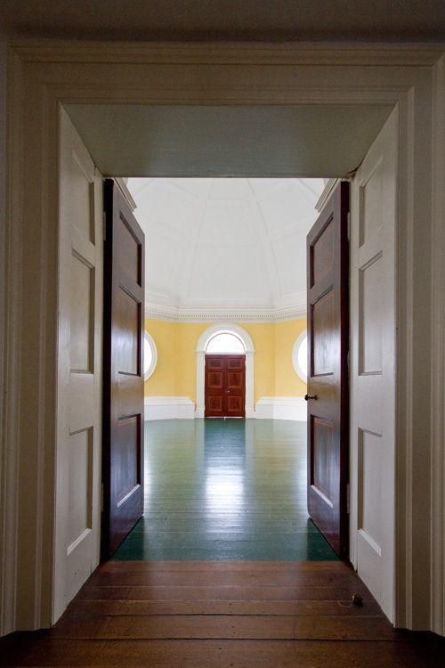 The Incredible Dome Room Inside Thomas Jefferson S Monticello