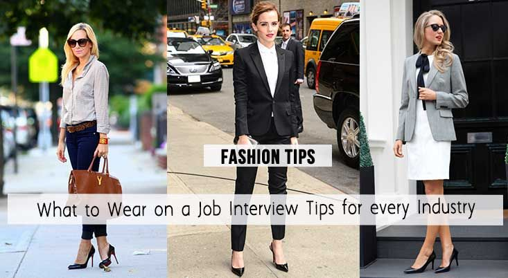 How to Dress Up for Job Interview? 10 Best Outfits for Women Job - first interview tips