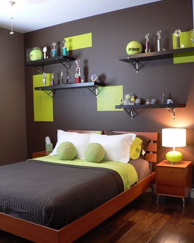 Tennis themed roomCredit to Diva Interior Concepts Home Decor