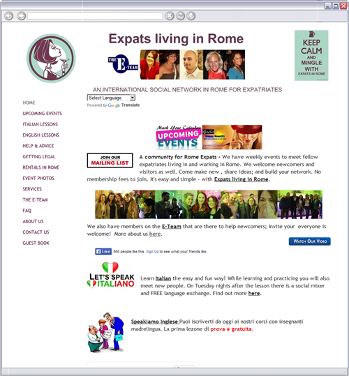 REMINDER TONIGHT in ROME -  FREE LANGUAGE exchange & Happy Hour(S) - This is your chance to get more interesting NEW friends in our wide selection of international folks. Also THANKS for Reserving for the event #Rome #Expats #expatslivinginrome http