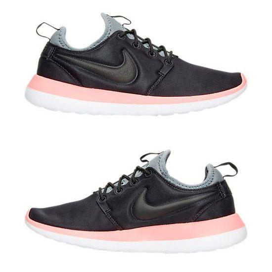 newest 8e242 1a61f feetzi Nike Roshe Two SI Brown for women 881187 101