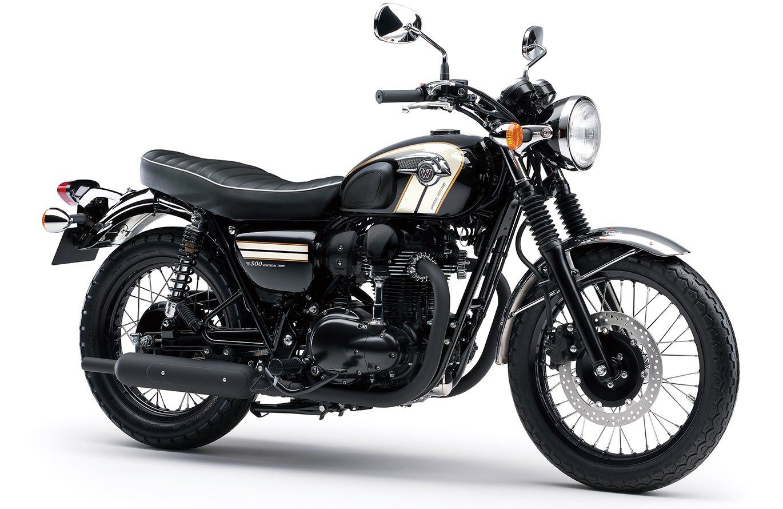 2 Harga Kawasaki W800, Review, Gambar & Spesifikasi