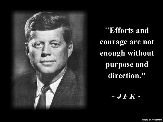 Inspirational Quote From John F Kennedy Rememberingjfk Jfk Quotes Kennedy Quotes Jfk Quotes Famous Quotes About Success