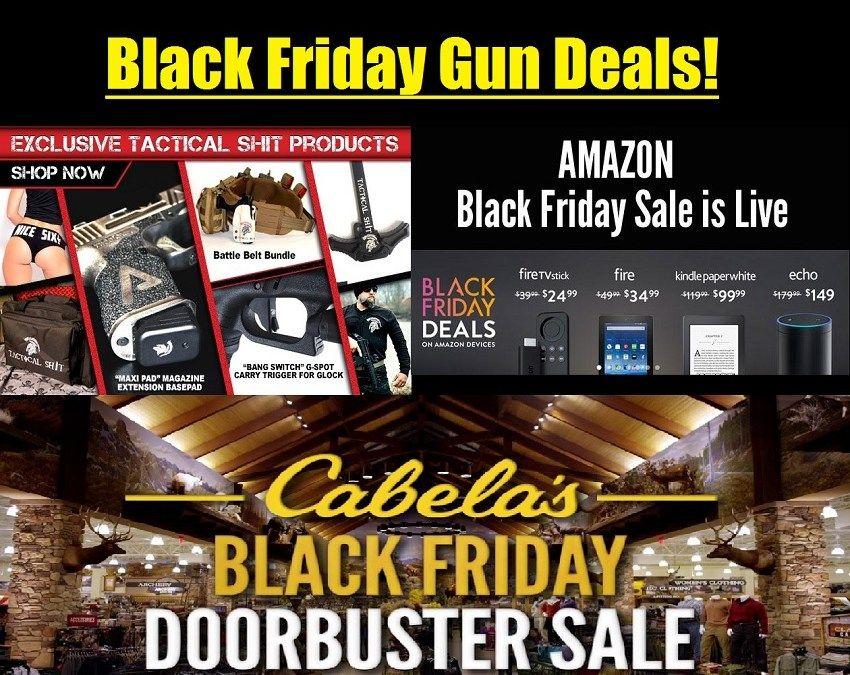 top 10 black friday/cyber monday gun deals! | tactical toolbox ...