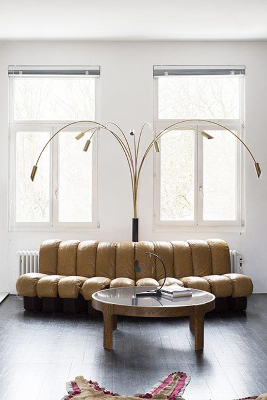 An interior decorators home by Coffeeklatch