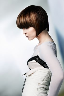 Pretty Natural #goldwell #bob #brunette #hair