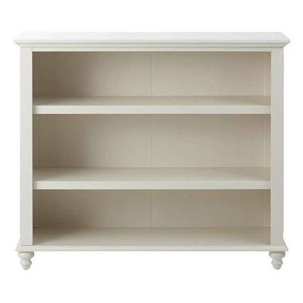 Shutter Open 3 Shelf Bookcase 279 Liked On Polyvore