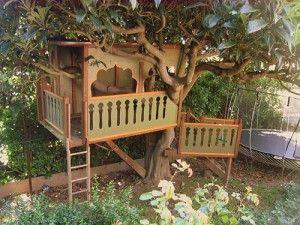 Construir uma casa na árvore