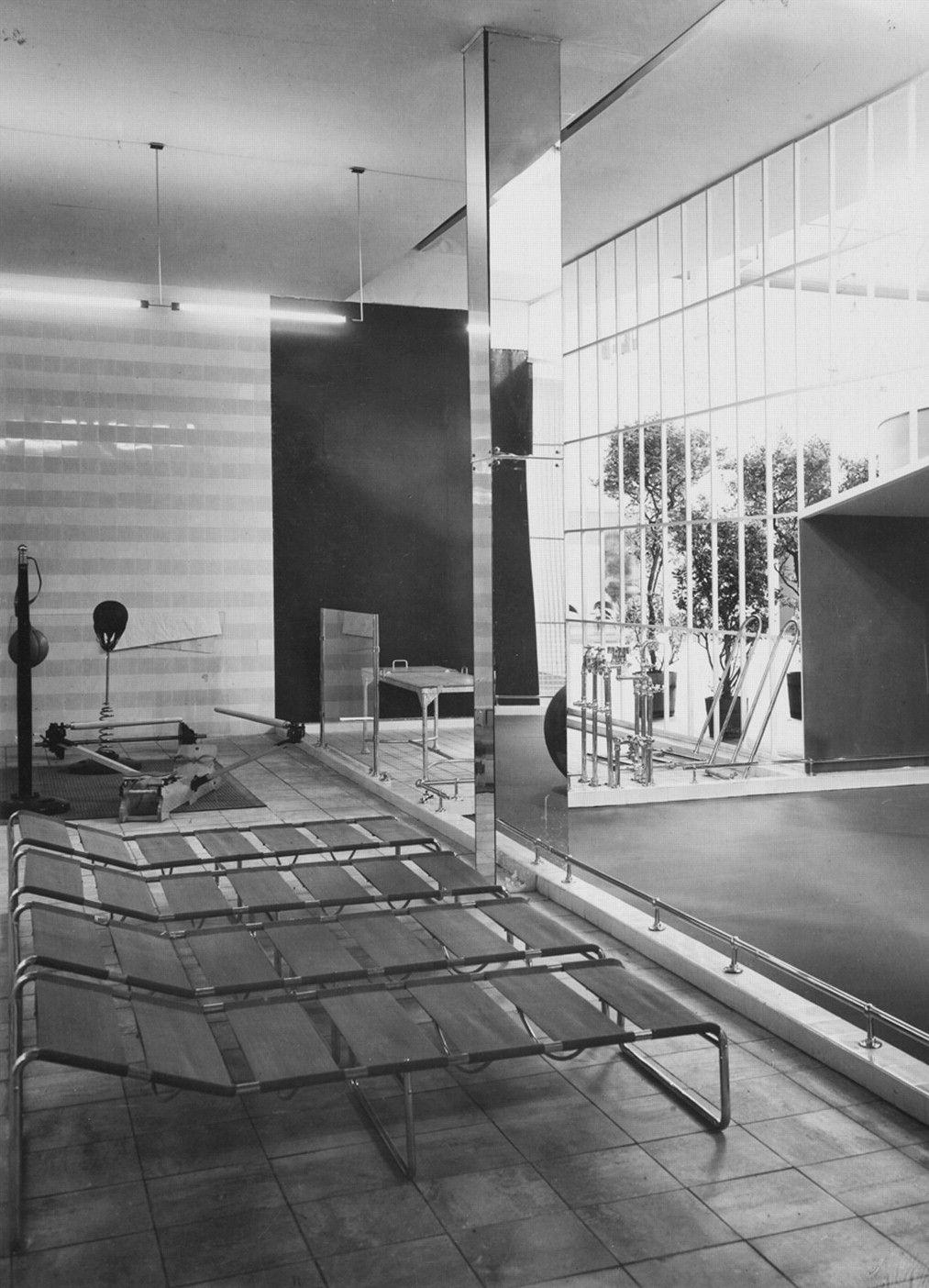 Walter Gropius Interior Walter gropius, Bauhaus