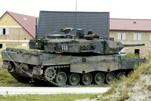 350c0adb9148 Netherlands to sell Leopard 2 MBTs to Finland