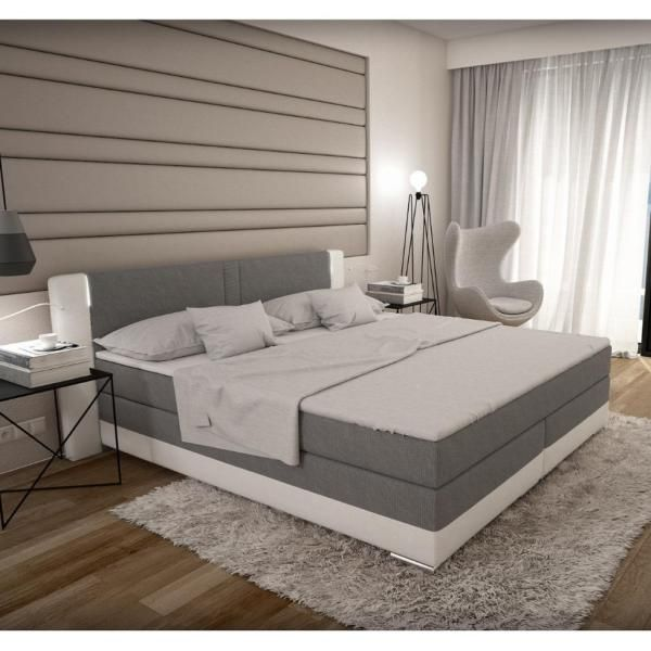dieses ansprechende boxspringbett besticht durch qualit t und design boxspringbetten gelten als. Black Bedroom Furniture Sets. Home Design Ideas