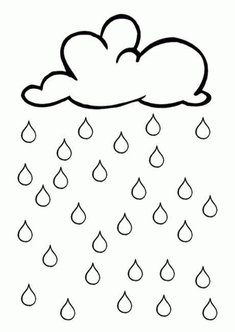 afbeeldingsresultaat voor regenwolk regendruppels