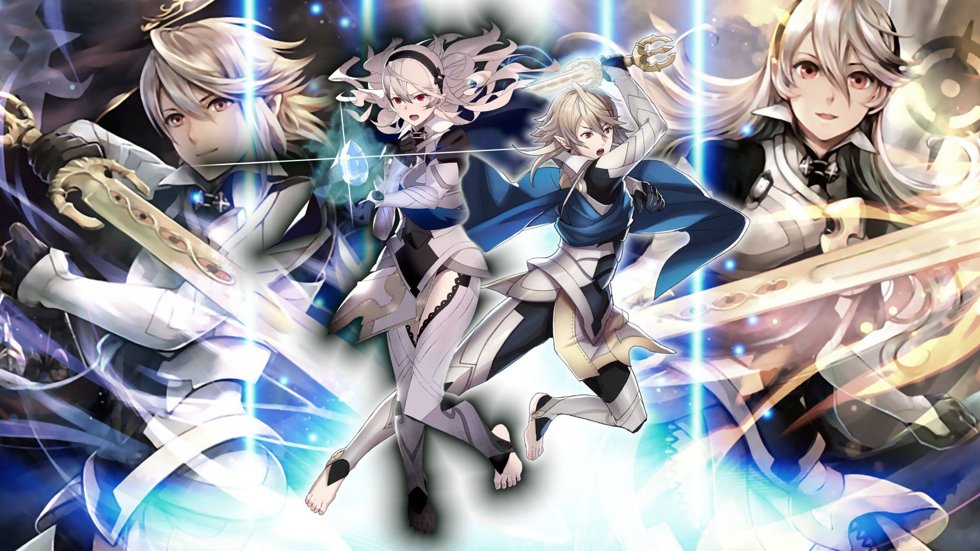 Fire Emblem Heroes Wallpaper Corrin By Incognitoza Fire Emblem
