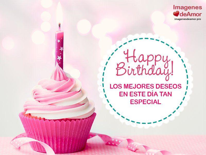 Imágenes de feliz cumpleaños para una amiga especial 2 Andrea Pinterest Happy birthday
