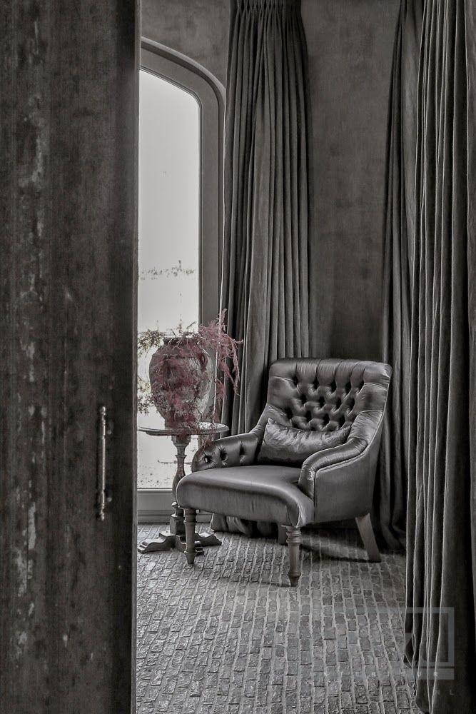 Edda Interiørdesign: Slottsfliser på soverommet