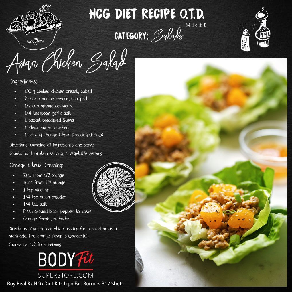 what size portion of lettuce on hcg diet
