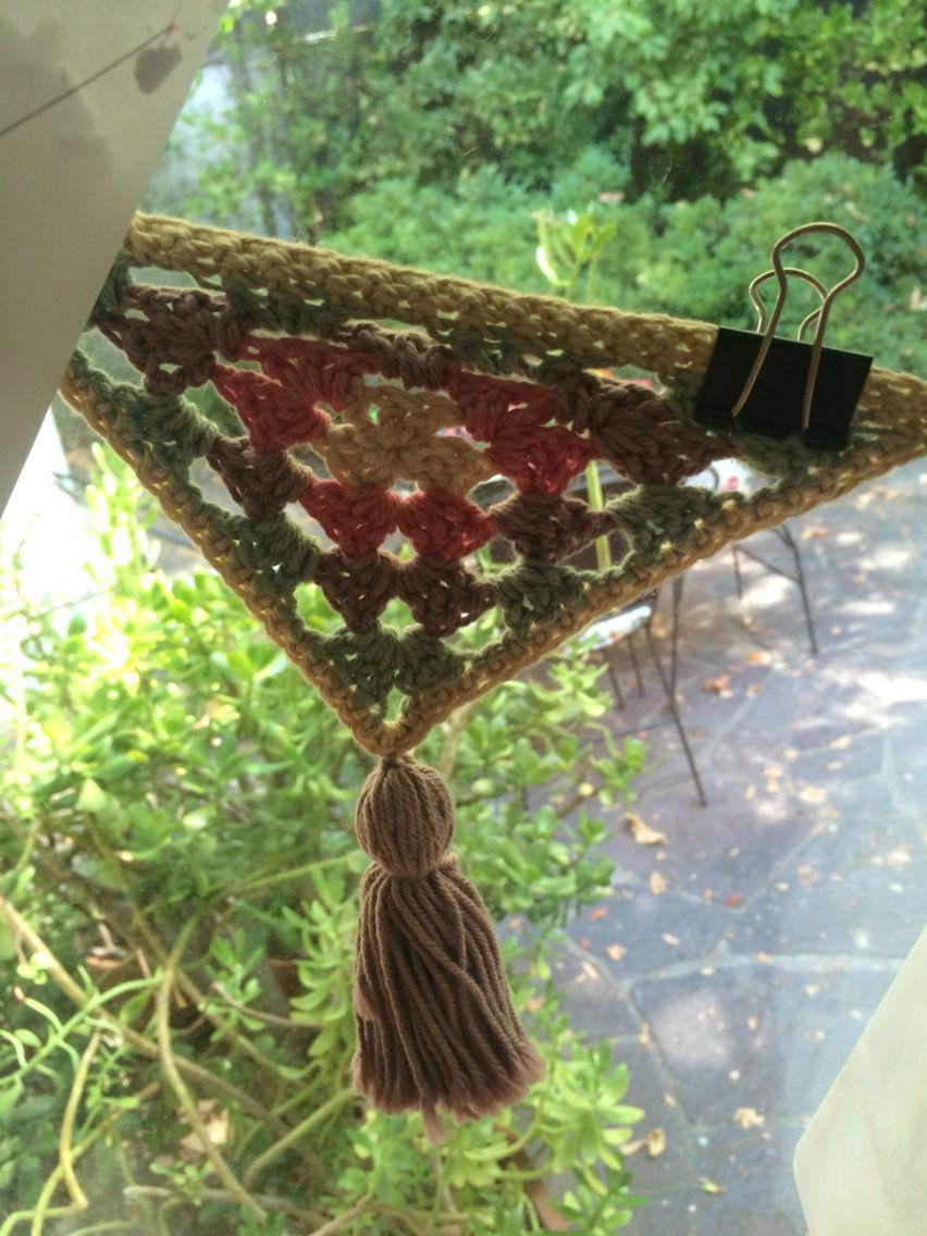 Crochet banderín