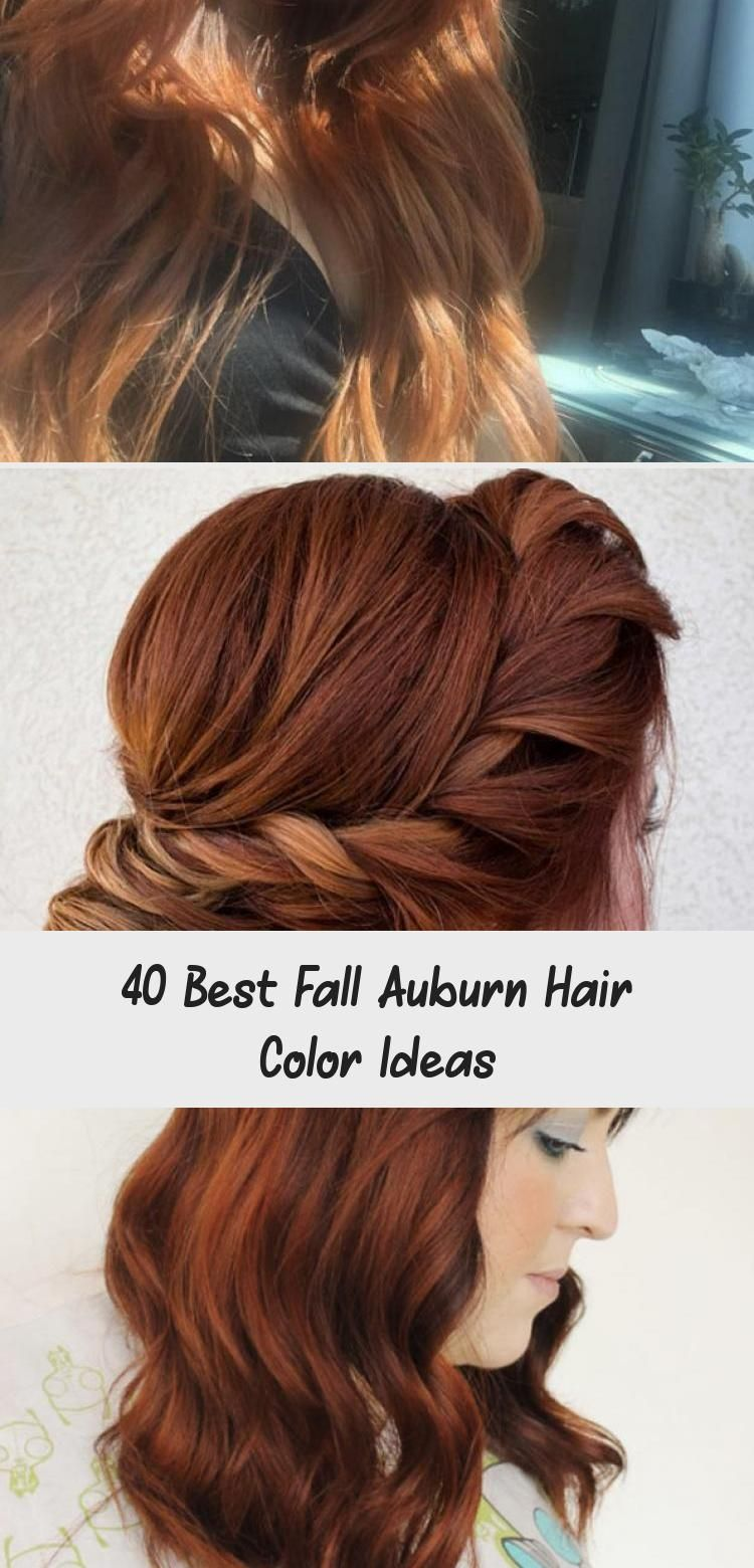 40 Best Fall Auburn Hair Color Ideas – HairStyles NailStyles – 40 Best Man …