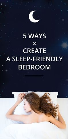 Is your bedroom stopping you from getting the sleep you deserve?