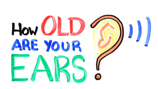 Hello Loud Music Generation, Check Your Ears Damage with age