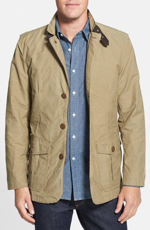 Barbour 'Sander' Regular Fit Jacket