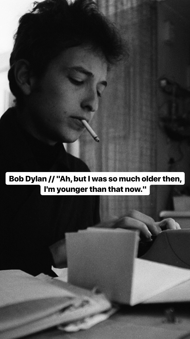 Bob Dylan (With images) Artist quotes, Life quotes, How