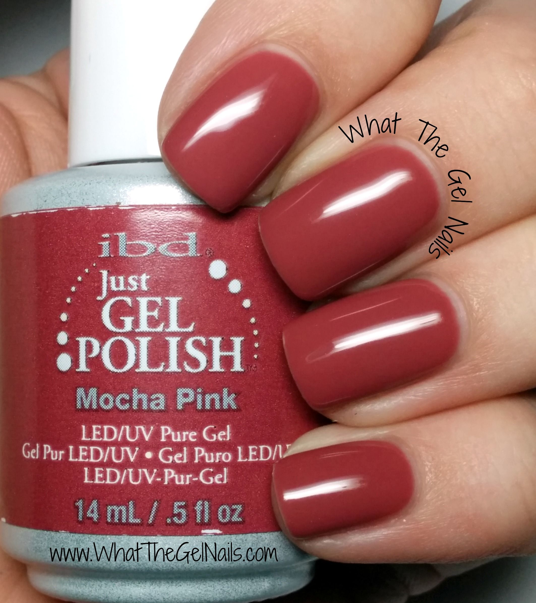 IBD Mocha Pink, plus more IBD Just Gel Colors. | Ibd Colors ...