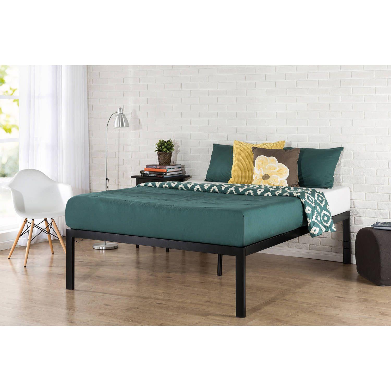 Home In 2020 Platform Bed Frame Platform Bed Metal Platform Bed
