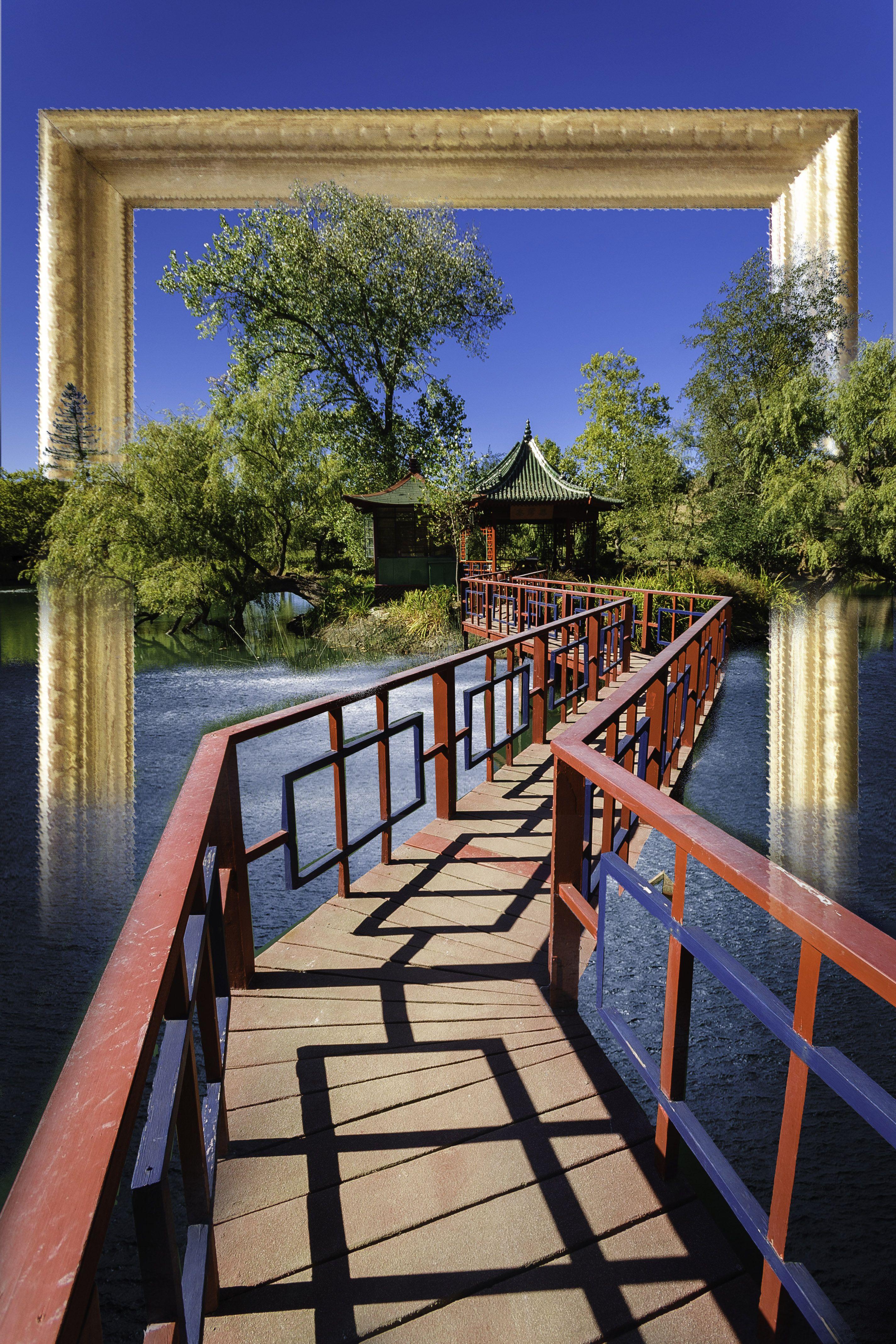 brug uit kader