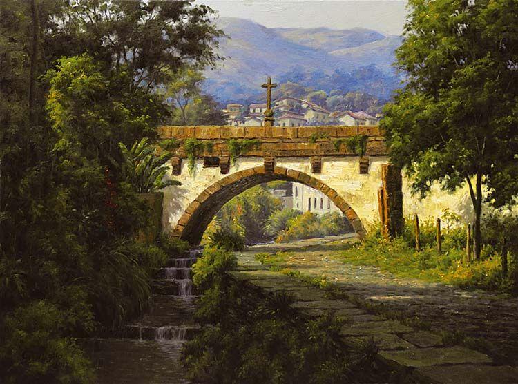 BATISTA GARIGLIO - Ponte do Rosário-
