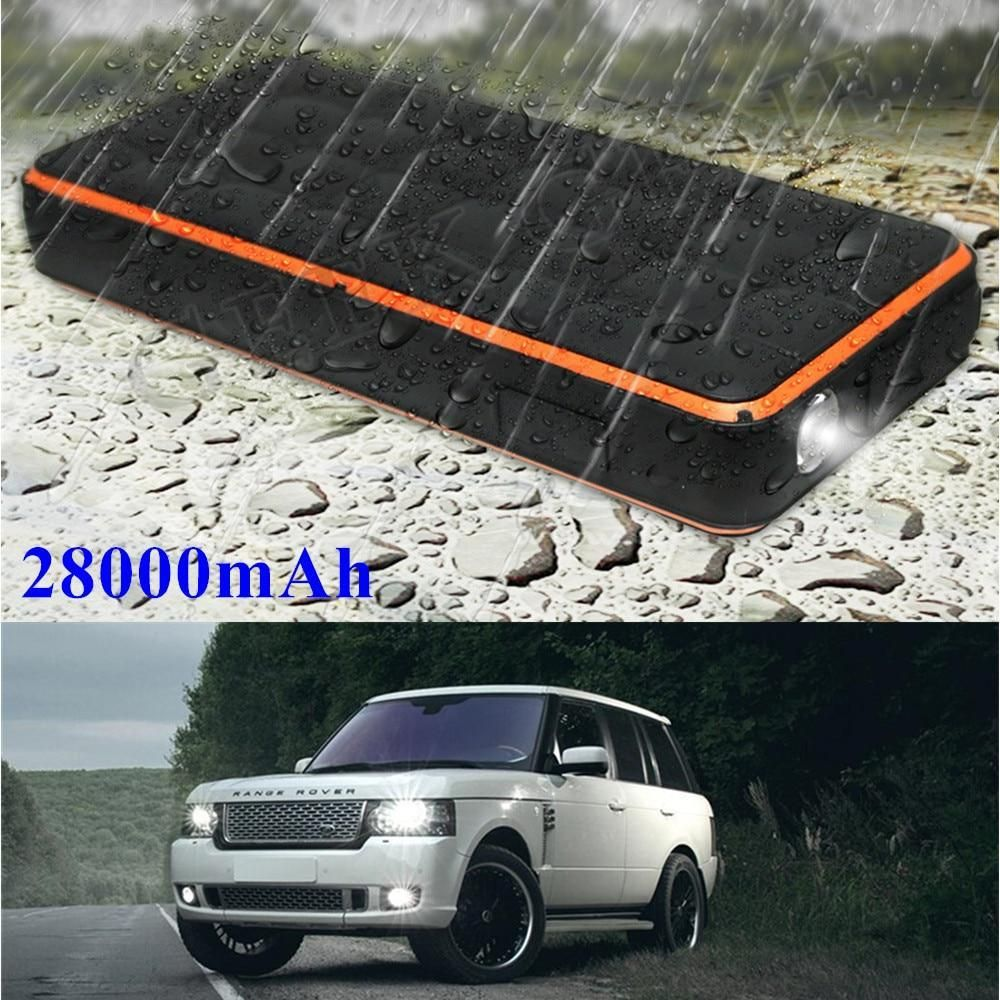 Car Battery Booster In 2020 Car Battery Charger Car Waterproof Car