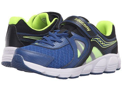 9c441352994b The Boys Kotaro 3 by Saucony is perfect for running and play. This Blue