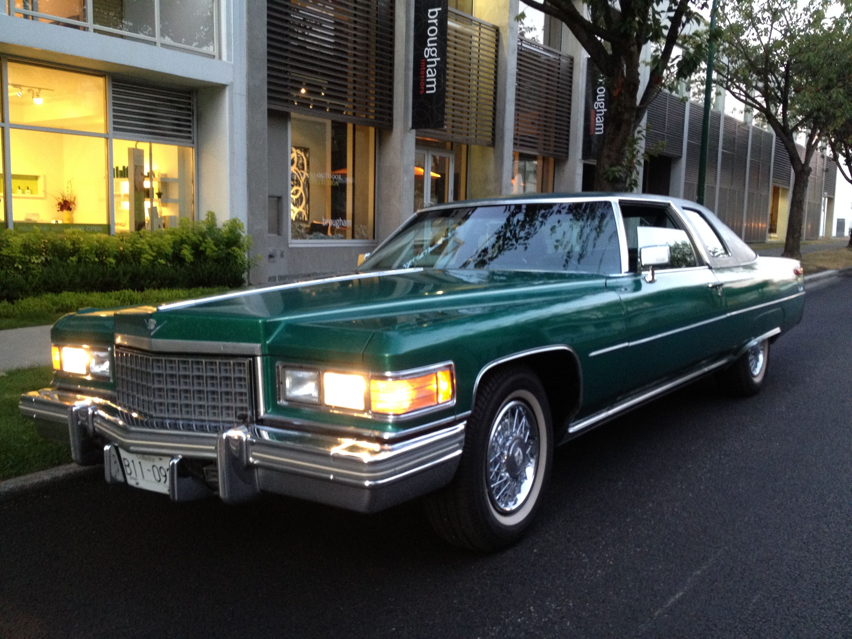 1976 Cadillac Coupe Deville My Style Pinterest