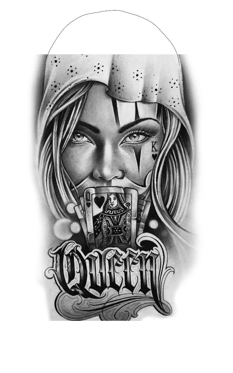 Pin De Wojtek Rozycki Em Angeli Tatuagem De Palhaco Desenhos De Catrinas Desenhos Chicano