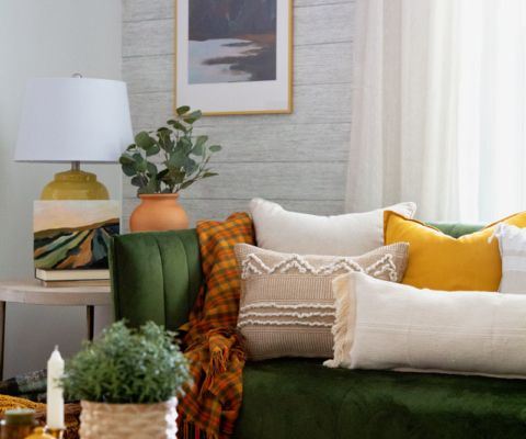 Boho Pillows Tutorial | Canada DIY | Fynes Designs