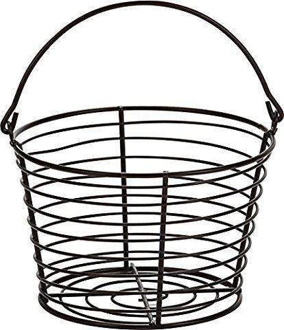 Chicken Egg Collecting Basket Vintage Black Jack EggBaskets Wire ...
