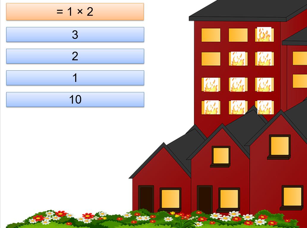 مسابقة جدول الضرب الصف الثالث مادة الرياضيات المتكاملة بوربوينت