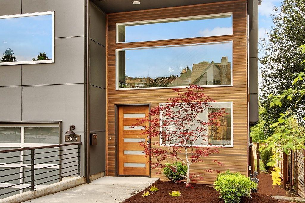 Modern Front Door With Tiama 5 Modern Exterior Door Paint 1 Port Orford Cedar Tongue And