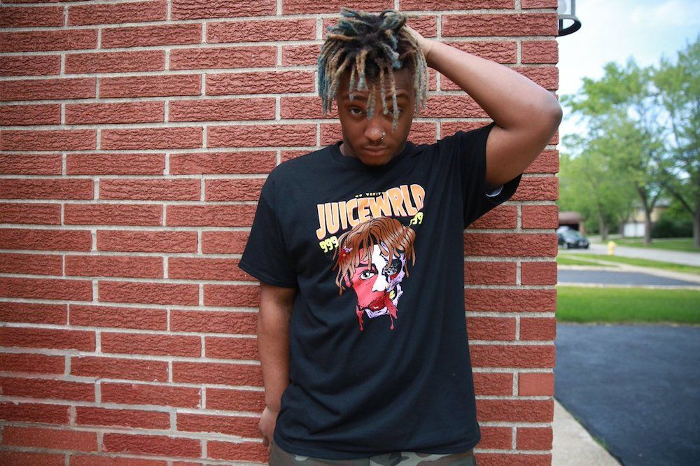 """Juice WRLD impresses the masses with his """"Lucid Dreams"""