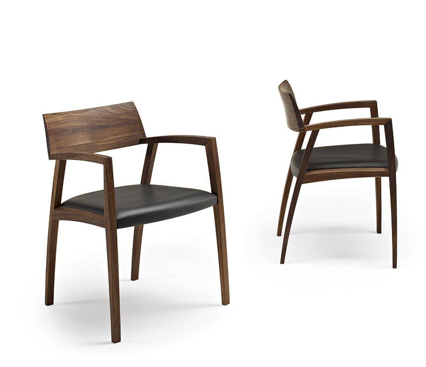 Wharfside Furniture Dm326 Dining Chair Designed By Danish Modern