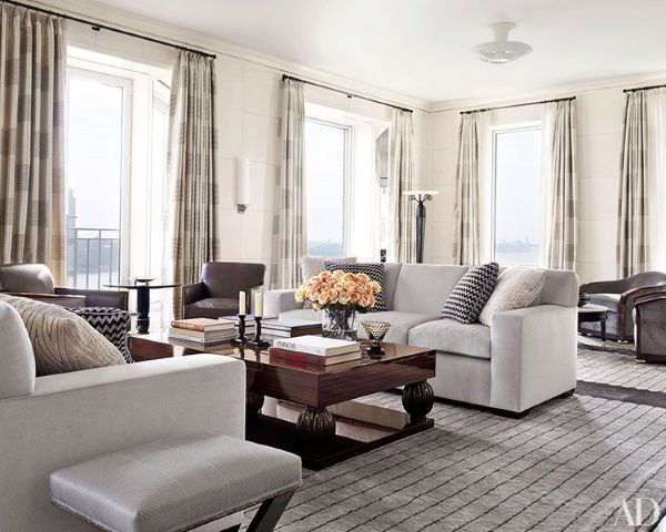 How to pick the best rugs for adjacent and adjoining rooms - Best area rugs for living room ...