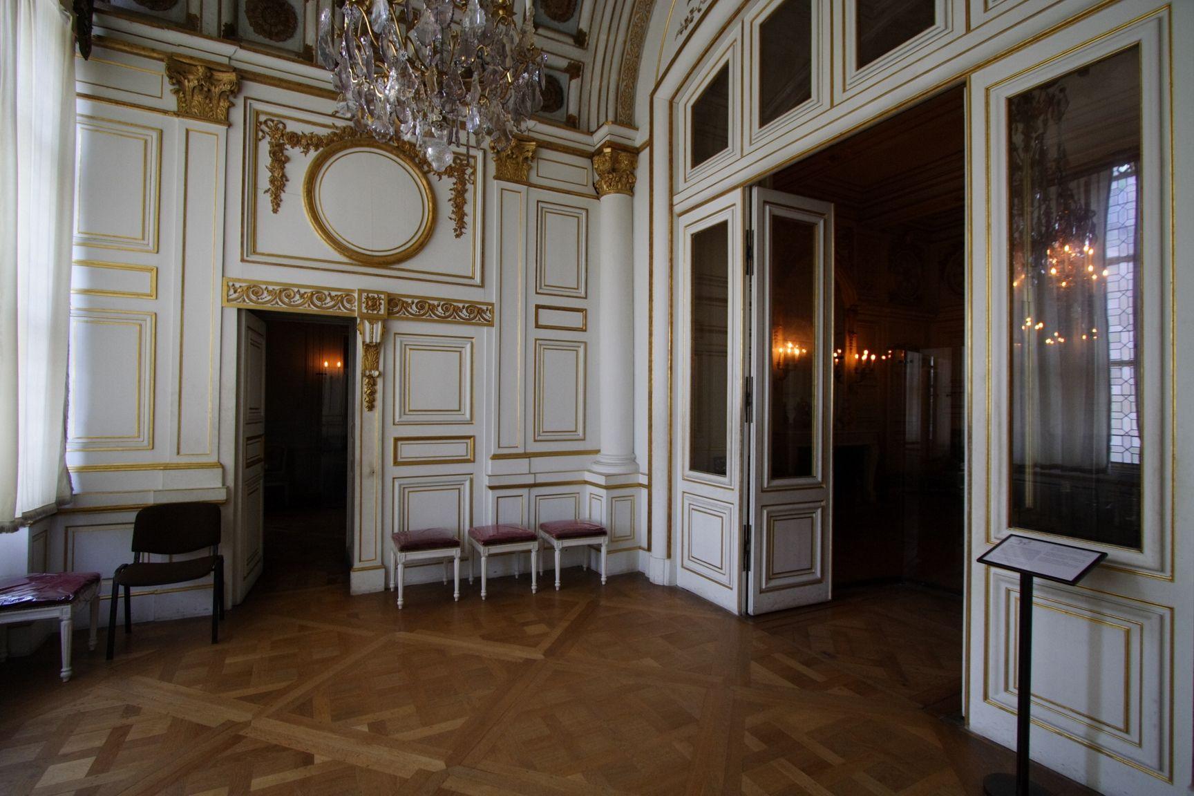 Дворцы Франции ФонтенбРо Chateau de Fontainebleau Мастерок жж