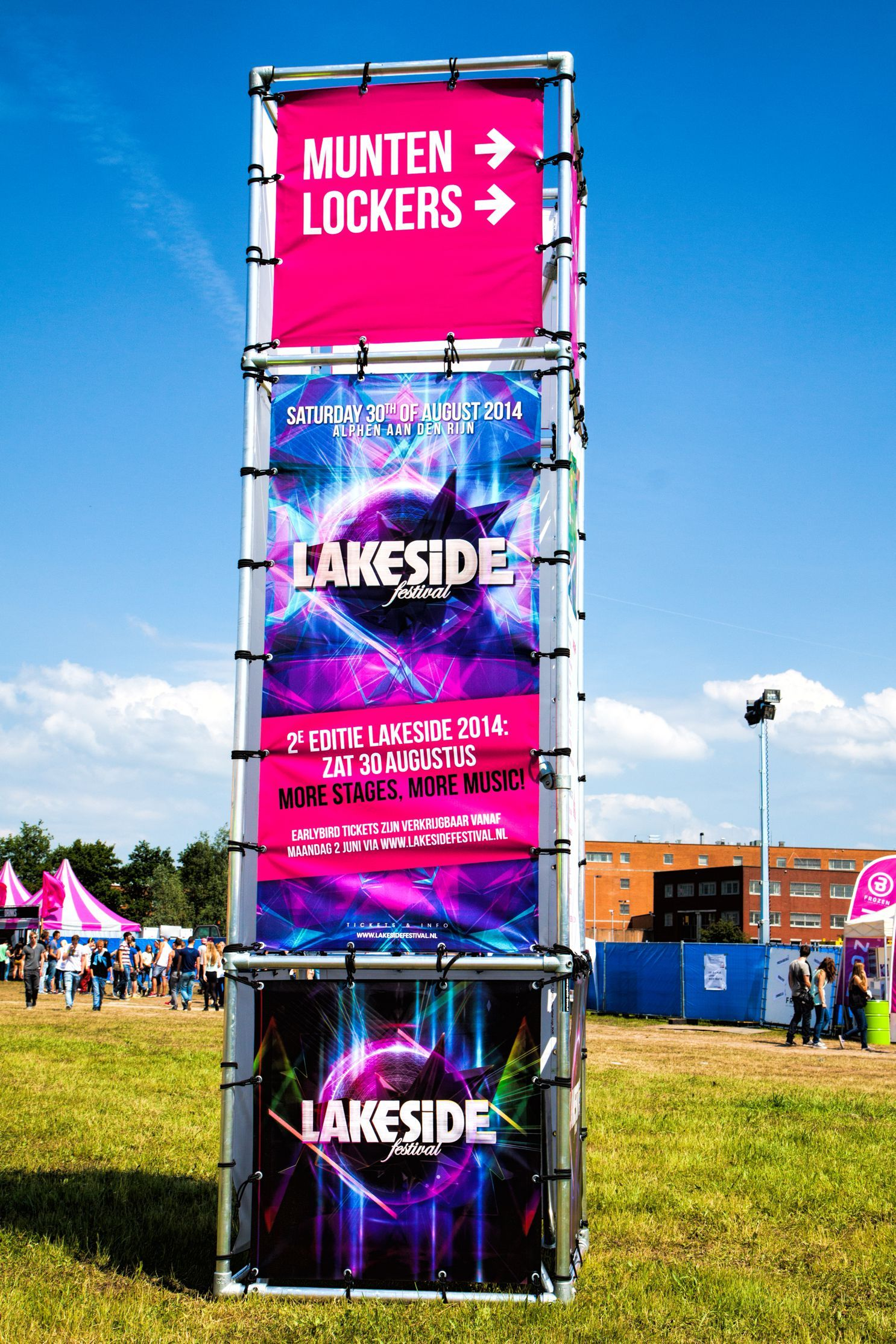 Torenframe @ Lakeside Festival